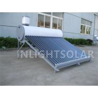 Wholesale Food Grade 300L Solar Water Heater Collectors With Painted Steel Shell from china suppliers