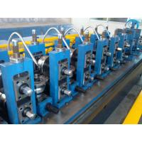 Wholesale Water Transportation Galvanzied Steel Pipe Making Machine Flying Saw from china suppliers
