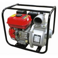 Wholesale WP-30 3 Inch Gasoline Water Pump , Self-Priming Centrifugal gas power water pump from china suppliers