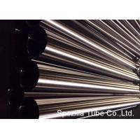 Wholesale ASTM A511 Welded / Seamless Stainless Steel Tubing Polished Round Tube AISI 304 316 from china suppliers