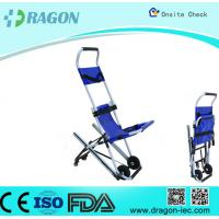 Wholesale Yellow Manual Stair Stretcher Four Wheels with Tracks and Belts from china suppliers