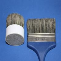 Wholesale colorful Boiled Bristles 60%~90% for paint brush for artist brush from china suppliers