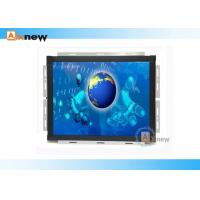 Wholesale 19 inch anti vandalism industrial open frame saw touch monitor from china suppliers