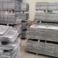 Wholesale High High Rib Expanded Metal Lath 0.5mm for Building Partition from china suppliers