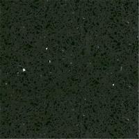 Buy cheap Black Sparkle Quartz Stone Countertop from wholesalers