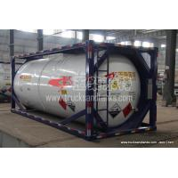 Wholesale Trichlorosilane tank container from china suppliers