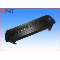 Wholesale Motorized Rotating Power Socket , Table Hidden Rotating Electrical Outlet from china suppliers