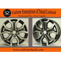 """Wholesale Korean OEM TUCSON Wheel 16"""" Gun Metal Machine Face With Aluminum Alloy from china suppliers"""