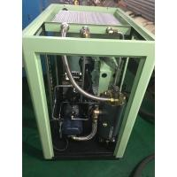 Wholesale Vertical Two Stage Portable Air Compressor / Screw Drive Air Compressor from china suppliers