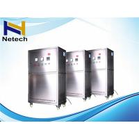 Wholesale 220V Water Treatment Ozone Generator Machine For Beverage Industry 4ppm from china suppliers