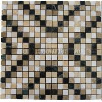 Buy cheap marble circle mosaic PY-D15SW mosaics from wholesalers