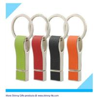 Wholesale 2013 New design leather usb flash drive from china suppliers