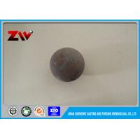 Wholesale Unbreakable forged steel grinding ball used in cement plant HRC58-64 from china suppliers
