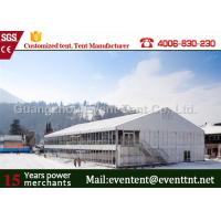 Wholesale Heavy Duty Marquee Tent With Decoration Lining ,Two Storey Tent With Strong Frame Pipes from china suppliers