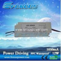 Wholesale PFC1050mA12W Constant Current Led Power Supply Ce Ul ,UL power supply,UL led down light dr from china suppliers