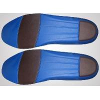 Wholesale PU EVA Silicone Latex Cotton Cloth Soft Breathable Liquid Massage Gel Insole from china suppliers