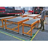 Wholesale Flexible Heavy Duty Roller Conveyor For Warehouse Transporting / Package from china suppliers