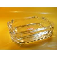 Wholesale Mini Painting Clear Glass Ashtray, Bar from china suppliers