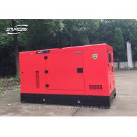 Wholesale Emergency Backup Diesel Generator For Home Cummins Engine Anti Vibration from china suppliers