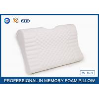 Wholesale Antimicrobial Memory Foam Neck And Back Massage Pillow With Kneading Massage Nodes from china suppliers