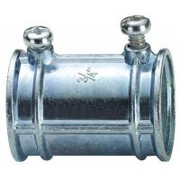 Wholesale EMT Conduit Fittings Aluminum Die Cast EMT COUPLING With Set-Screw from china suppliers
