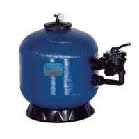 Wholesale Swimming Pool Side Mount Plastic Body + Fiberglass Outer Sand Filters from china suppliers