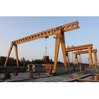 Buy cheap MBH Model Warehouse Single Girder Crane With Electric Hoist 10m-20m Span from wholesalers