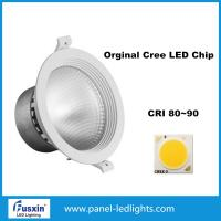 Wholesale 7w 8w 9w 11w 12W 20w 25w 26W 30W 35w down light DALI Dimmable COB LED Downlight from china suppliers