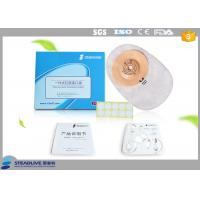 Wholesale Brown Convex colostomy Bags , ileostomy night drainage bag With Convenient Fastener System from china suppliers