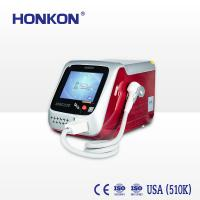 Wholesale High Speed Sliding 808nm Diode Laser Hair Removal Machine For Clinic , 808nm Laser Depilator from china suppliers