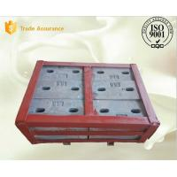 Buy cheap White Iron Sand Casting Parts Plates Grinding Media HRC55 For Mining Industry from wholesalers