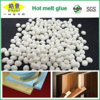 Wholesale EVA No Drawing Hot Melt Adhesive Pellets For PVC ABS Solid Wood Perfect Binding from china suppliers