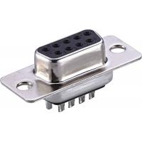 Wholesale Dual Row Solder D Sub Connector 9 Pin D Type Female Connector For Computers from china suppliers