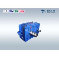 Wholesale Foot Mounted Shaft Mounted Speed Reducer / Parallel Shaft Helical Gearbox from china suppliers