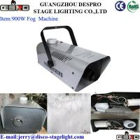 Wholesale 900W Portable Stage Fog Machine For Outdoor Event Decoration from china suppliers