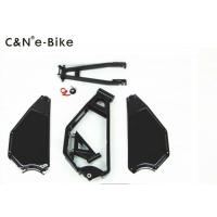 Wholesale Aluminum Alloy Electric Enduro Bike Frame , Hardtail Off Road Mountain Bike Frames from china suppliers