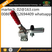 Buy cheap SGS Certified Easy Release Adjustable Vertical Toggle Clamps from wholesalers