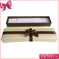 Wholesale Long Big Large Size Rectangle Bracelet Gift Box Wholesale for Jewelry Store Shop from china suppliers