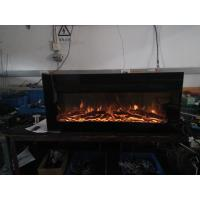 """Wholesale 26"""" 32"""" 34"""" 36"""" 40"""" 48"""" 50"""" 60"""".72"""" 84"""" 95"""" insert electric fireplace heater or wall mounted fireplace RV fireplace from china suppliers"""