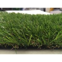 Wholesale Fire Retartant Natural Green Spine Yarn Artificial Pet Grass Carpet 25mm 10000Dtex from china suppliers