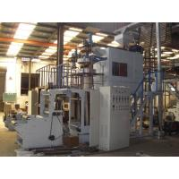 Wholesale Double Winder PP Film Blowing Machine Rotary Blown Film Extruder from china suppliers