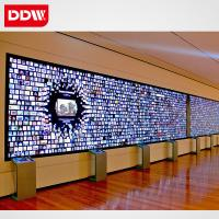 Wholesale DDW 55inch led video wall display 5.3mm HDMI DVI VGA AV YPBPR 1920x1080p from china suppliers