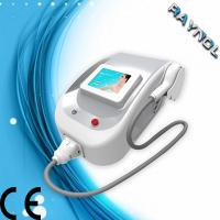 Wholesale Portable 808nm Diode Laser Hair Removal Machine 600W Germany DILAS Laser Handle from china suppliers