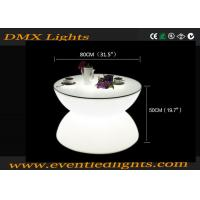 Wholesale Modern Nightclub remote control rechargeable waterproof LED Glowing Table from china suppliers