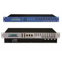 Wholesale 4 Input 8 Output DJ Sound Equipment Manual , Digital Processor from china suppliers