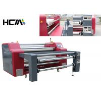 Wholesale 1.7m Roller Heat Transfer Printing Machine Rotary Calander For Transfer Fabric from china suppliers