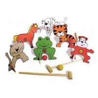 Quality Garden game,wooden outdoor toys,outdoor playsets for sale
