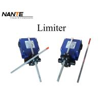 Quality Double Poles Blue Cross Limiter Made By Galvanized Steel Used For Industrial Work for sale