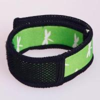 Quality Natural Anti-Mosquito Fiber Wristband with Oil Refill Pellet (Tw01-G) for sale