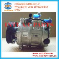 Wholesale 4H0260805 4H0260805A 8E0260805BM 8H0260805B 447190-3630 447190-3640 Denso 7SEU17C air ac compressor for AUDI A4 3.0 V6 from china suppliers